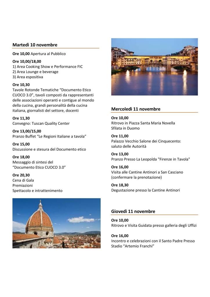Programma Congresso 2