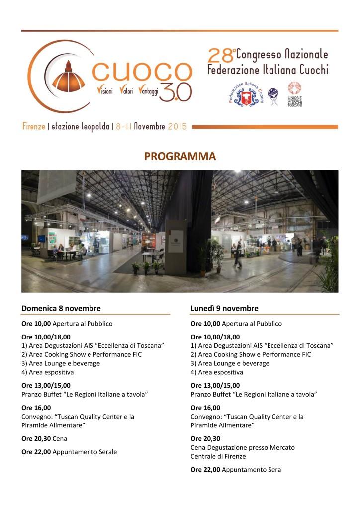 Programma Congresso